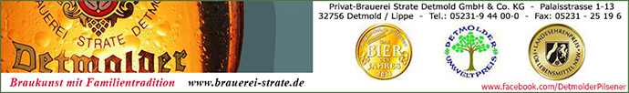 Privatbrauerei Strate Detmold GmbH & Co. KG