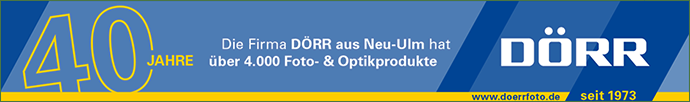 Banner DÖRR GmbH - Foto Marketing